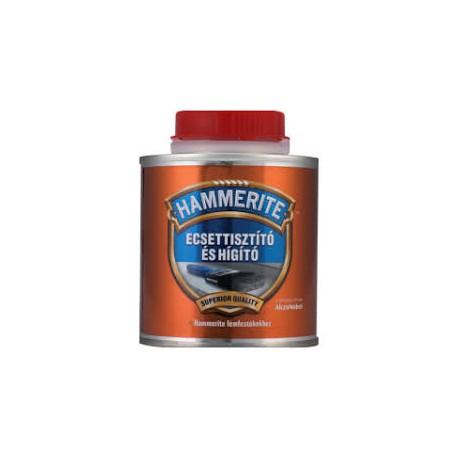 Hammerite Ecsettisztító - Hígító 0,25