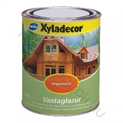 Supralux Xyladecor Vastaglazúr angolvörös 5
