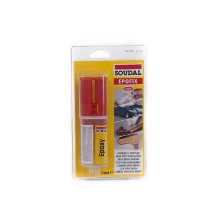 Soudal 82A Epofix 2x12ml V1/24ml (12)(078383