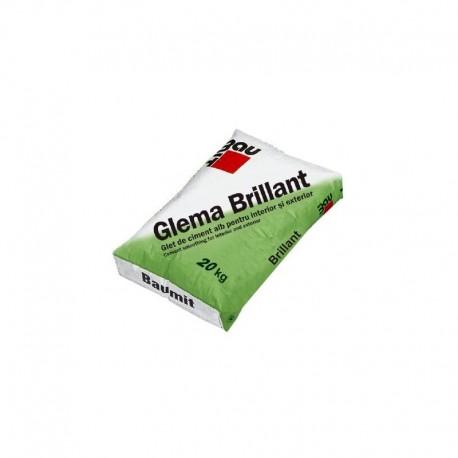 Baumit GlemaBrilliant 20 kg kül és bel