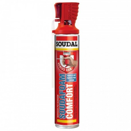 Soudal Purhab Comfort Genius 750ml (12) (123911)