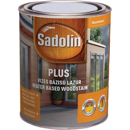 Sadolin Plus dió 2,5