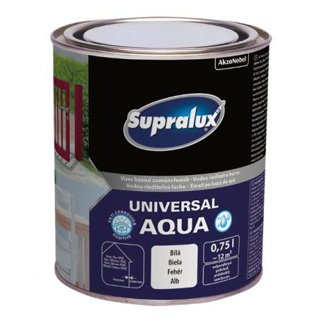 Supralux Universal Aqua Barna RAL 8011 0,75L