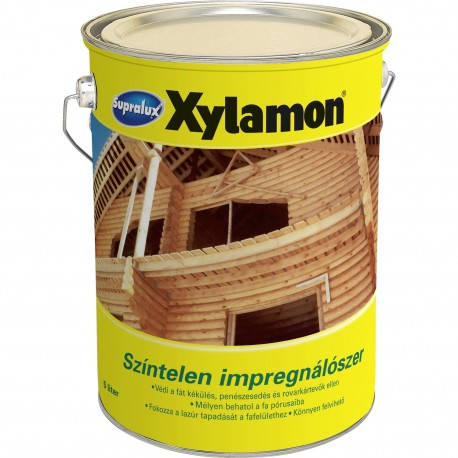 Supralux Xylamon színtelen impregnálószer 2,5