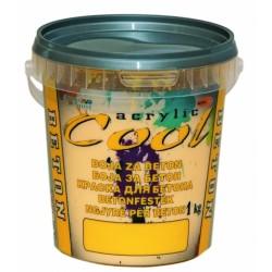 HEMMAX Cool Betonfesték vizes 14 Oxid Zöld 5kg