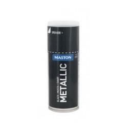 Spraypaint Mettalic Black - Szórófesték Metál fekete