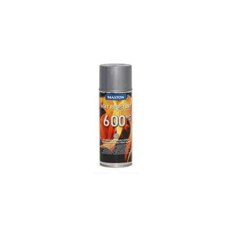 Heat resistant, Silver - Hõálló szórófesték +600°C, ezüst