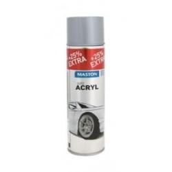 Auto ACRYL Glossy Balck - Auto ACRY szórófesték, Fényes fekete