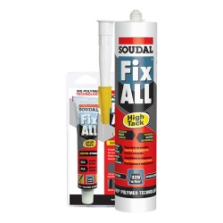 Soudal Fix All High Tack fehér 290ml (12) (089532)