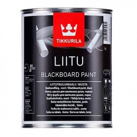 Liitu - Iskolatábla festék fekete