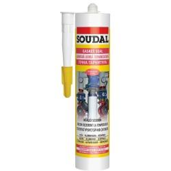 Soudal Gasket Seal - piros/blisz/60g (004275)
