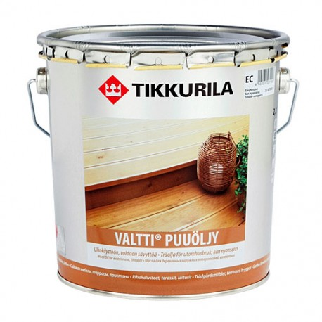 Valtti Wood Oil EC (oldószeres faolaj)